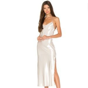 Bardot slip dress